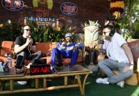 Snoop Dogg Lights Up KROQ Weenie Roast