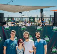 AJR's Sunday Funday With 106.5 The End In Charlotte