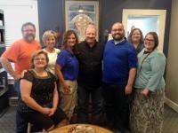 Soul2Soul Visits Christian Family Radio