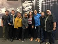 Sidewalk Prophets Visit K-LOVE