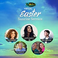 Z88.3 Hosts 44th Easter Sunrise Service