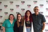 Audra McLaughlin Visits All Access Nashville