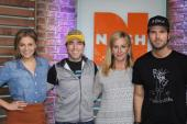 Kelsea Ballerini Catches Up With 'Ty, Kelly & Chuck'