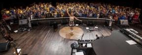 Carrie Underwood Hosts Private Party At The Opry For Official Fan Club Memebers