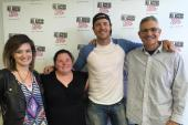 Clayton Anderson Visits All Access Nashville