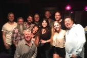 Delta Rae Joins Country Radio Friends In Chicago