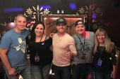 Dustin Lynch Visits Houston