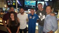 Dylan Scott Visits NASA Houston