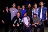 Florida Georgia Line Join Backstreet Boys For 'CMT Crossroads'
