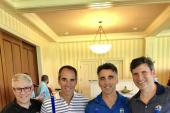 Industry Execs Place In Golf Tournament