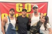 Granger Smith Celebrates New Album With KKGO/Los Angeles