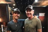 Granger Smith Catches Up With WMIL/Milwaukee's Kerry Wolfe
