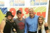 Granger Smith Catches Up With WSLC/Roanoke