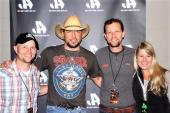 Jason Aldean Takes The Stage In Louisville