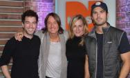 Keith Urban Chats With 'Ty, Kelly & Chuck'