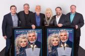 Kenny Rogers & Dolly Parton Celebrate Success