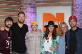 Lady Antebellum Looks Good With 'Ty, Kelly & Chuck'