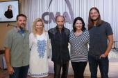 Lee Greenwood Visits Country Music Association