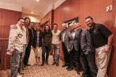 Levons Plays For CRB Board Of Directors And CRS Agenda Committee