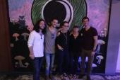 Levon Hangs With WGNE/Jacksonville