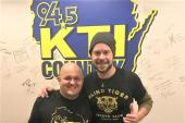 Lewis Brice Visits WKTI/Milwaukee