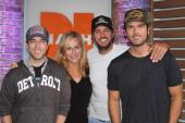 Luke Bryan Chats With 'Ty, Kelly & Chuck'