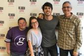 Morgan Evans Visits All Access Nashville