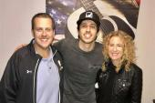 Morgan Evans Continues Radio Tour