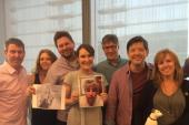RCA Nashville Celebrates Big Add Day For 'Tin Man'