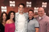 Russell Dickerson Visits WNSH/New York