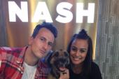 Russell Dickerson Visits 'NASH Nights Live'