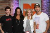 Sara Evans Chats With 'Ty, Kelly & Chuck'