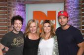 Shania Twain Discusses New Music With 'Ty, Kelly & Chuck'