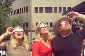 Warner Music Nashville Throws Eclipse Party
