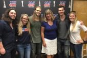Levon Radio Tour Hits Raleigh