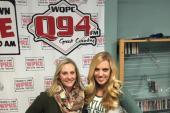 SaraBeth Takes Radio Tour In Wisconsin