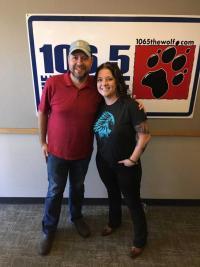Ashley McBryde Continues Radio Tour