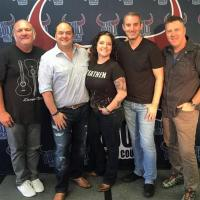 Ashley McBryde Visits KILT/Houston
