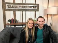Brooke Eden Visits 'Taste Of Country Nights'