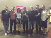 Brett Eldredge And Cole Swindell Kick Off CMA Fest's Nissan Stadium Shows