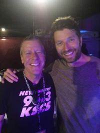 Brett Eldredge Catches Up With KSCS/Dallas