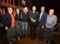 Chris Young Joins The Grand Ole Opry