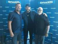 Chris Young Visits SiriusXM