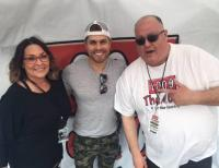 Dustin Lynch Gets Together With WKLI/Albany, NY