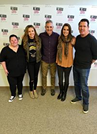 Carly Pearce Visits All Access