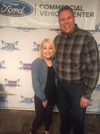 RaeLynn Shares 'Wild Horse' With KAT Listeners