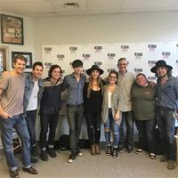 Little Feather Visits All Access Nashville