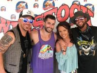 LOCASH Hangs With KEEY/Minneapolis At Winstock Country Music Festival