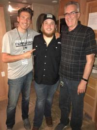 Luke Combs Takes The Stage At York Fair