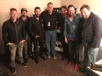Old Dominion Hangs With KXKT/Omaha